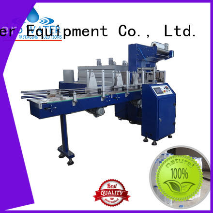 J&D WATER packaging shrink machine easy to operate for beer
