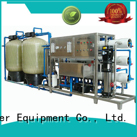 high quality reverse osmosis equipment manual wash for pure water