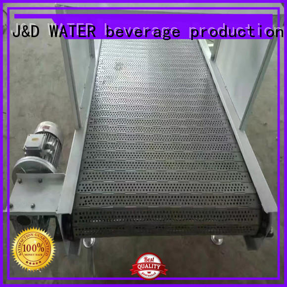 easy operation slat conveyor manufacturer for daily chemical