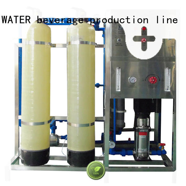 J&D WATER reverse osmosis water filter system manual wash for drinking water for treatment