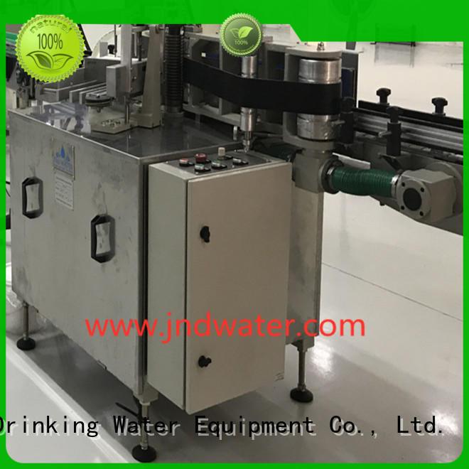 J & D WATER бренд автоматическая этикетировочная машина производитель клей поставщик