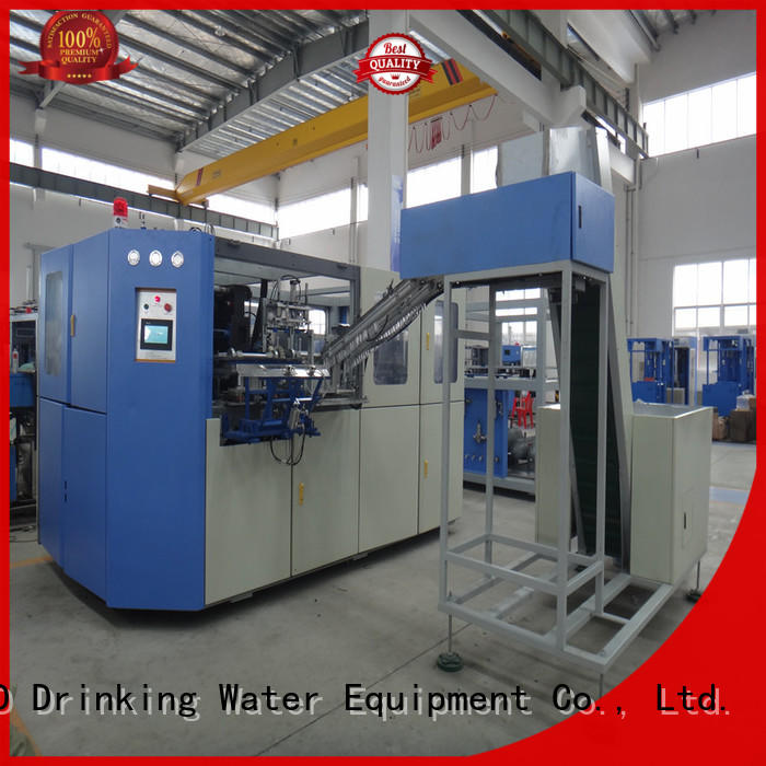 high quality water bottle making machine standard for oil