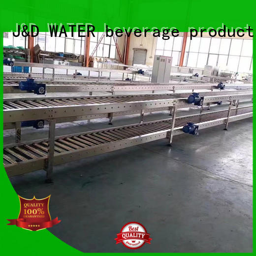 high quality automated conveyor systems stainless steel for food