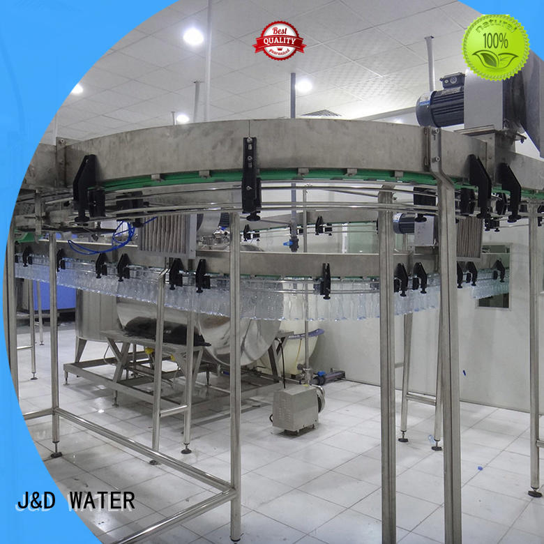 J&D WATER air conveyors manufacturer for water