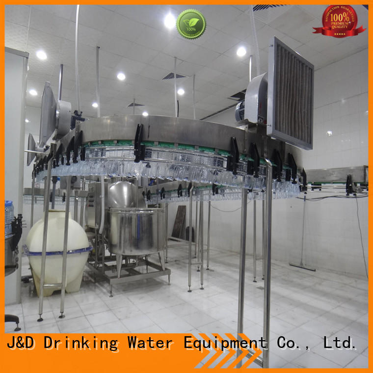 jndwater air conveyor air for food J&D WATER