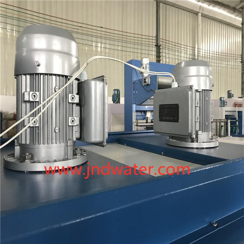 JD WATER-Wrapping Machine For Bottle Jnd-250b Semi-auto Shrink Wrap Packaging Machine-1