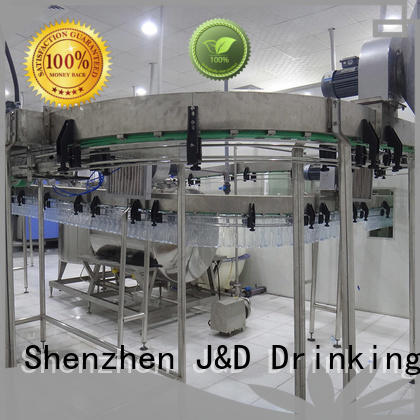 easy operation air conveyors stability for food