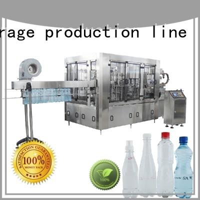 J&D WATER larger capacity volumetric filling machine good quality for soy