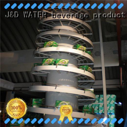 J&D WATER chain conveyor high efficiency for food