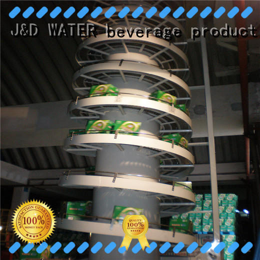 J&D WATER chain conveyor high efficiency for food