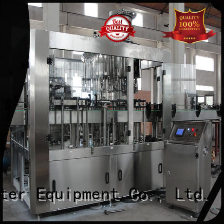 J&D WATER advanced technology bottle capping machine high automation for PET