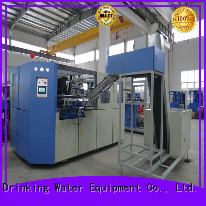 J&D WATER Brand molding machinejd blow pet blowing machine manufacture