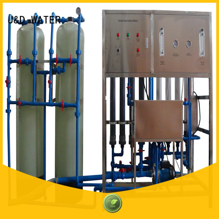 best water purifier machine for plant softener for wastewater