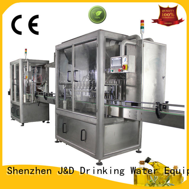 easy operation bottling machinecomplete function for PET plastic
