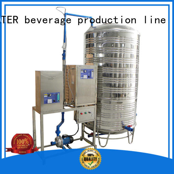 J&D WATER Ozonator Generator Machine best price for customization