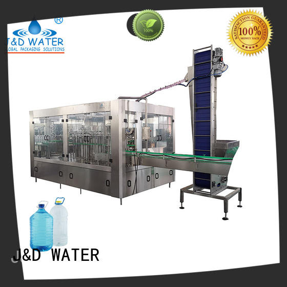 intelligent filling capping machine factory for mineral water