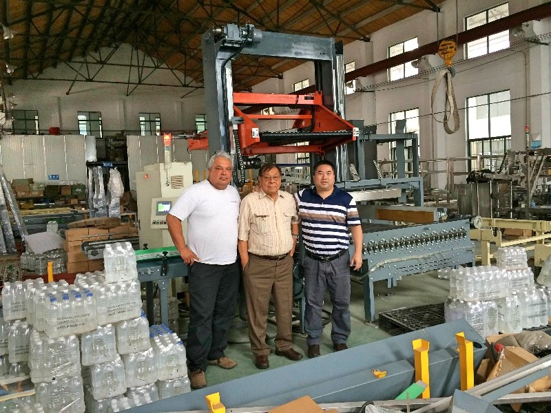 JD WATER-Mexico Customers Come To Our Factory | News On Jd Water
