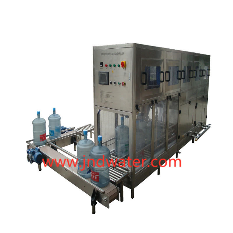JNDWATER 5 Gallon Automatic Water Bottling  Filling Machine JND100