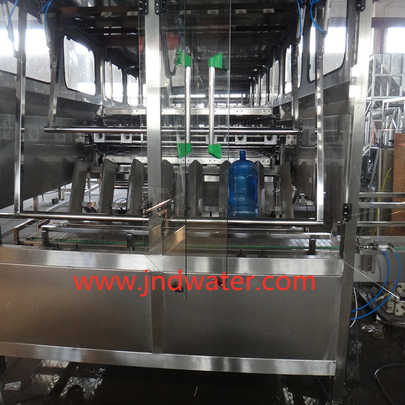 JD WATER-wine bottling machine | 5 Gallon Bottle Washing Filling Capping Machine | JD WATER-1