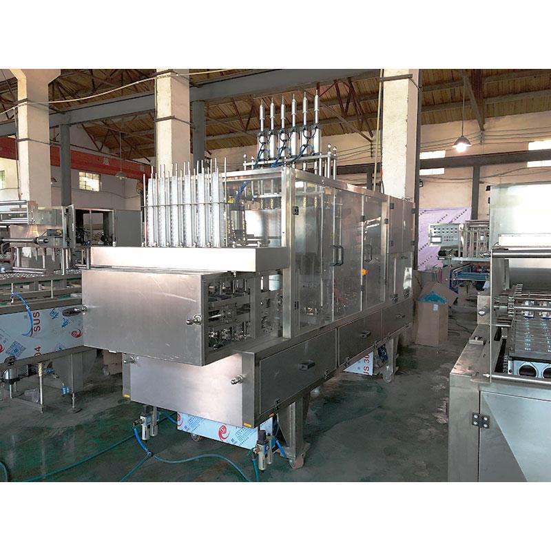 JNDWATER машина для наполнения стаканов жидкого сока машина для розлива горячих напитков