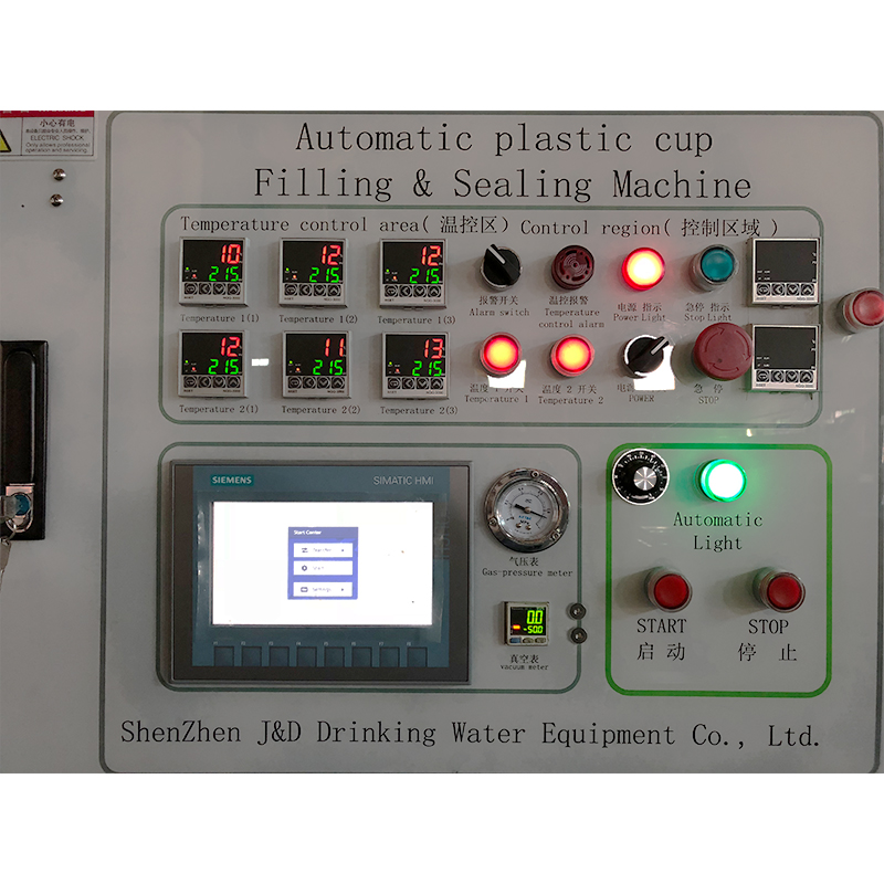 JD WATER-cup filling and sealing machine | Cup Filling and Sealing Machine | JD WATER-2
