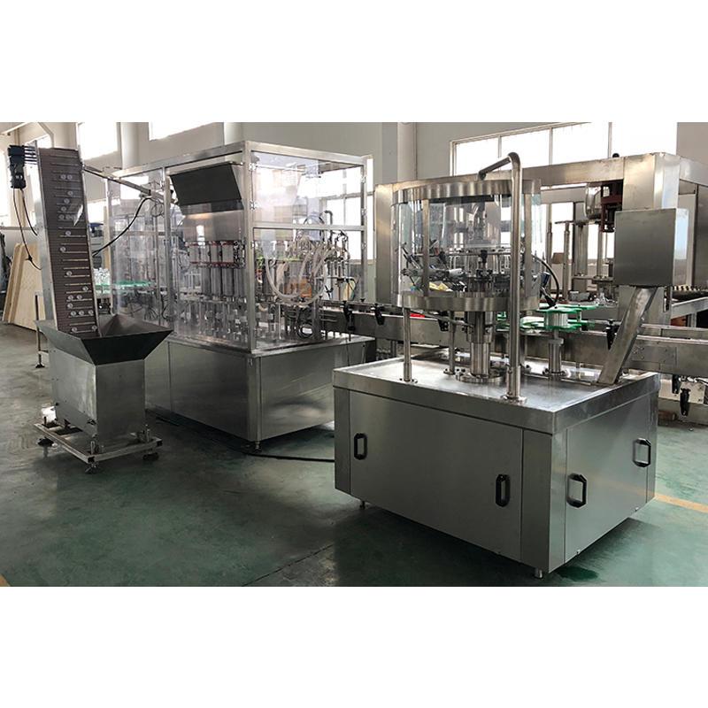 Confiture De Remplissage Machine De Remplissage De Pâte Machine JNDWATER Automatique Équipement De Remplissage