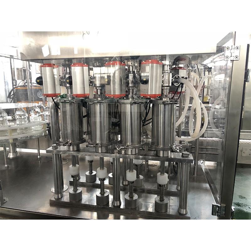 JD WATER-Oem Bottle Capping Machine Manufacturer | 01-2l Bottle Washing Filling