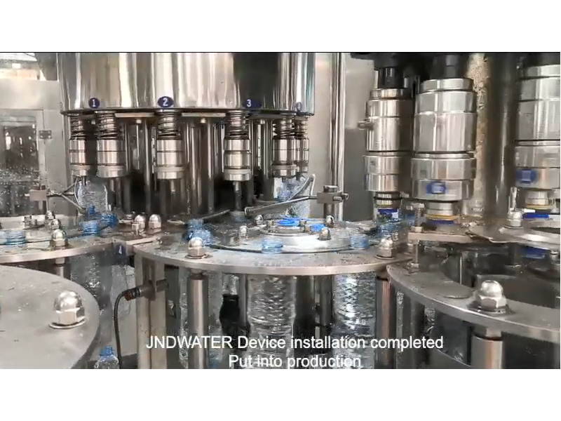 Overseas service-J&D WATER