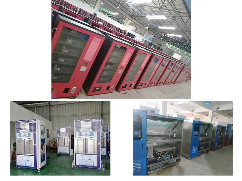 JD WATER-Jndwater Factory Learning, Shenzhen Jd Drinking Water Equipment Co, Ltd-1