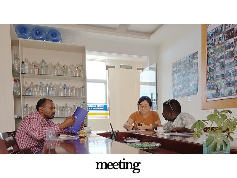 JD WATER-Customers Visit Jndwater Factory-2