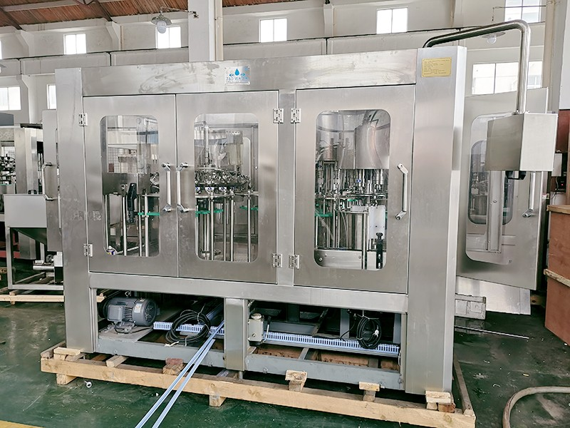 JD WATER-Jndwater Machine Is Shipped-2