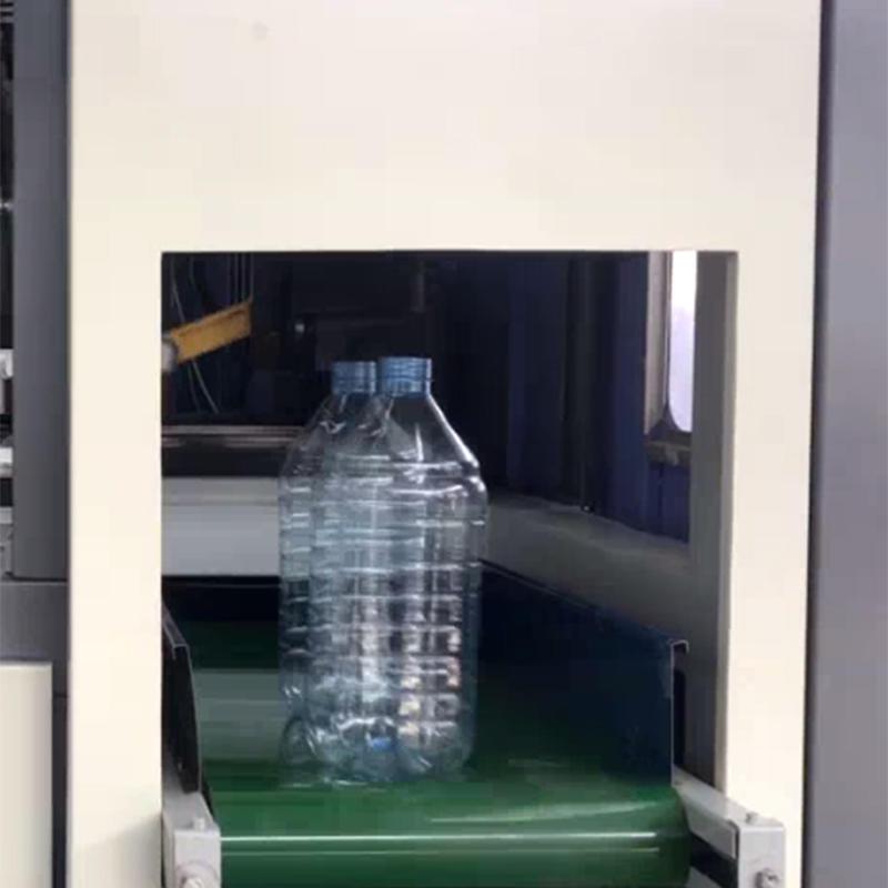 JNDWATER 200-10000ml 7T 1280KW Pet Bottle Macking Machine blowing molding
