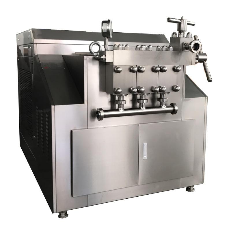 JNDWATER Высокоскоростная машина для производства напитков Homegenizer
