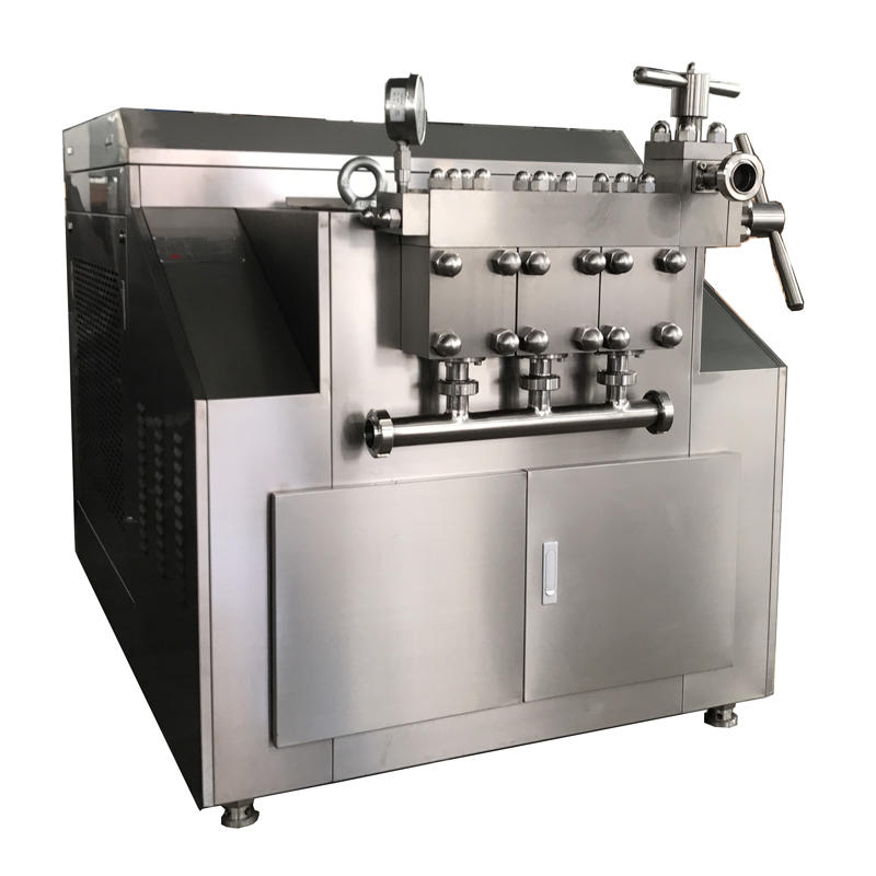 JNDWATER High Speed Drink production Homegenizer machine