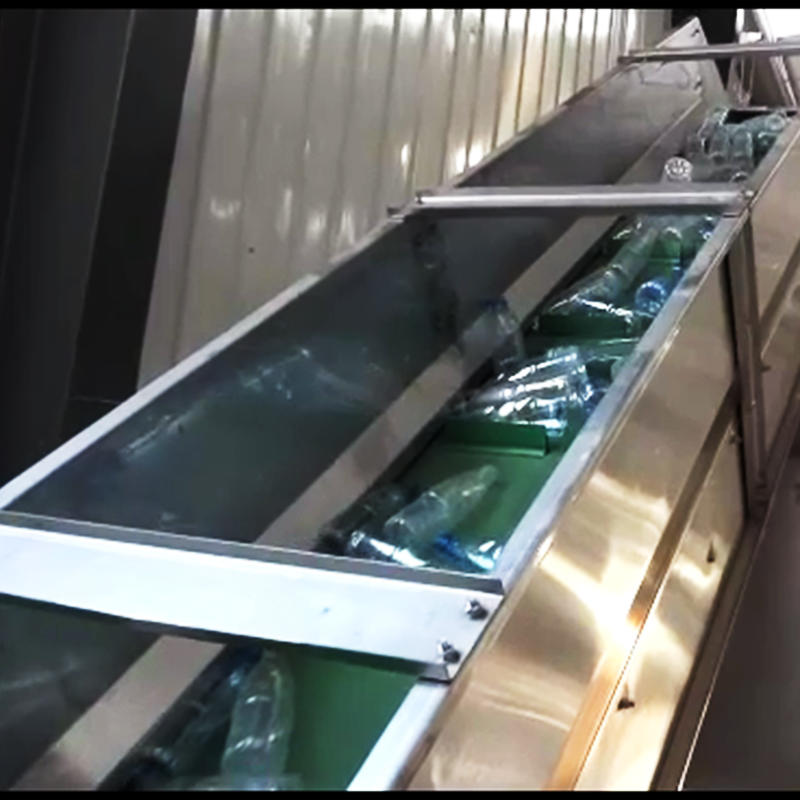 600BPH pequeña planta de producción de llenado de botellas de agua JNDWATER