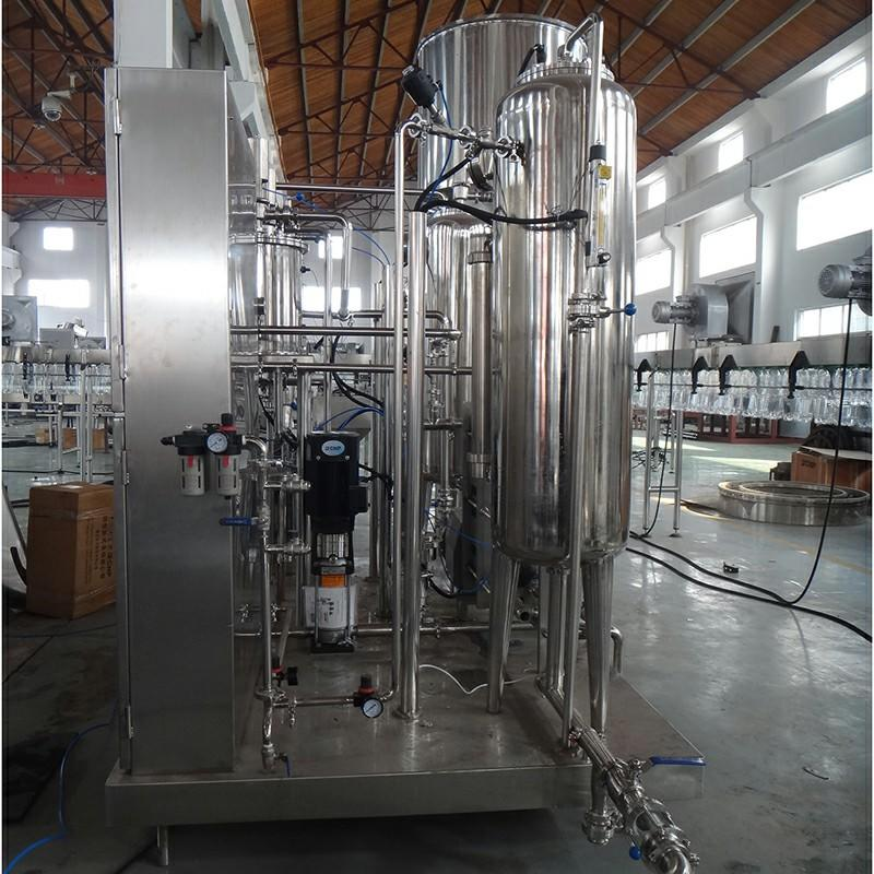JNDWATER Hot Selling High CO2 Beverage Carbonated Soft Drink Mixer