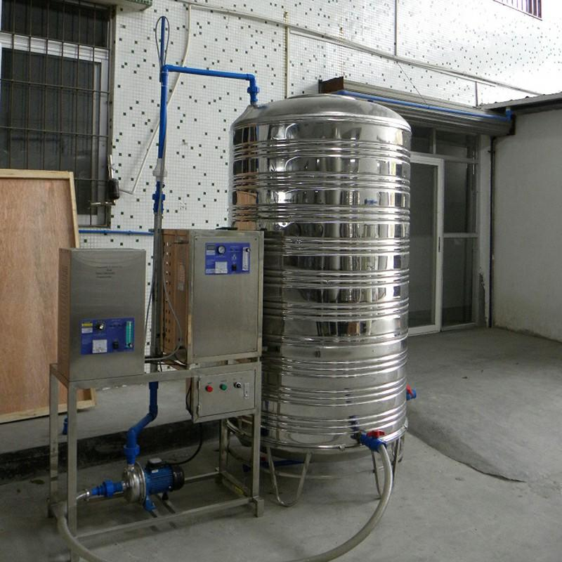 JNDWATER Drinking Water Ozonator Generator Machine