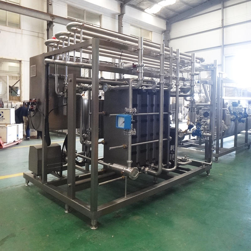 AUtomatic drinking Pasteurization System