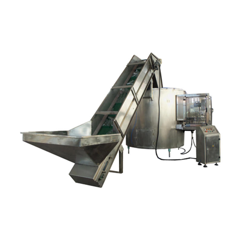 larger capacity bottle capping machine factory for tea