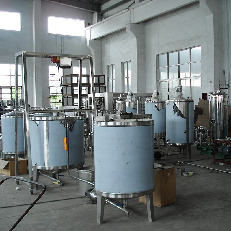 JD WATER-Jndwater Series Mixing Tank-jd Water Beverage Production Line-2