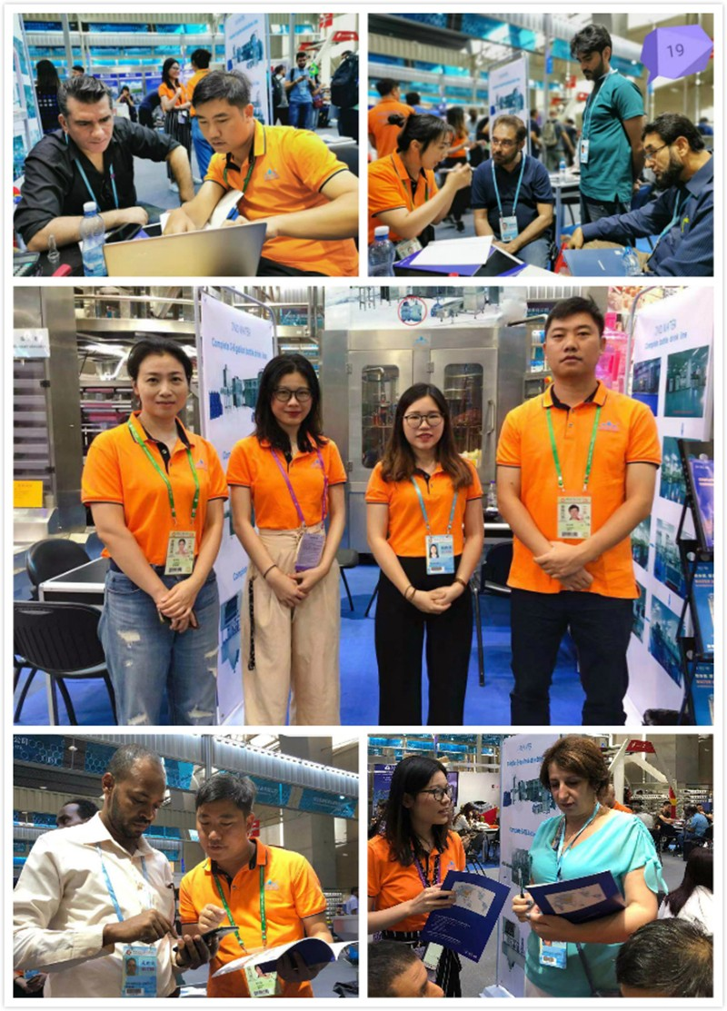 JD WATER-The 26th Canton Trade Fair- Day 2