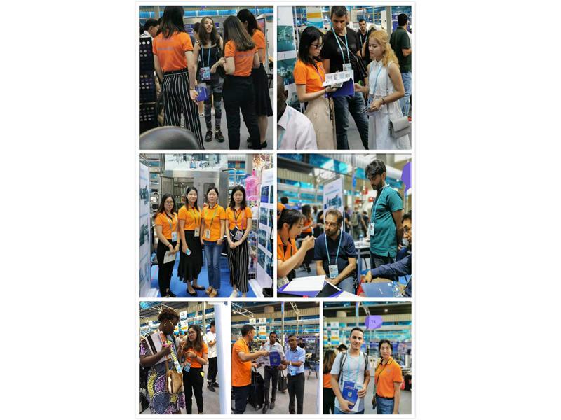 Feria Comercial del 26 ° cantón día 3