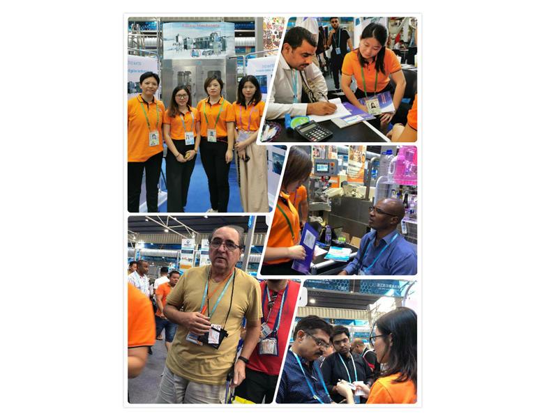 Feria Comercial del 26 ° cantón día 4