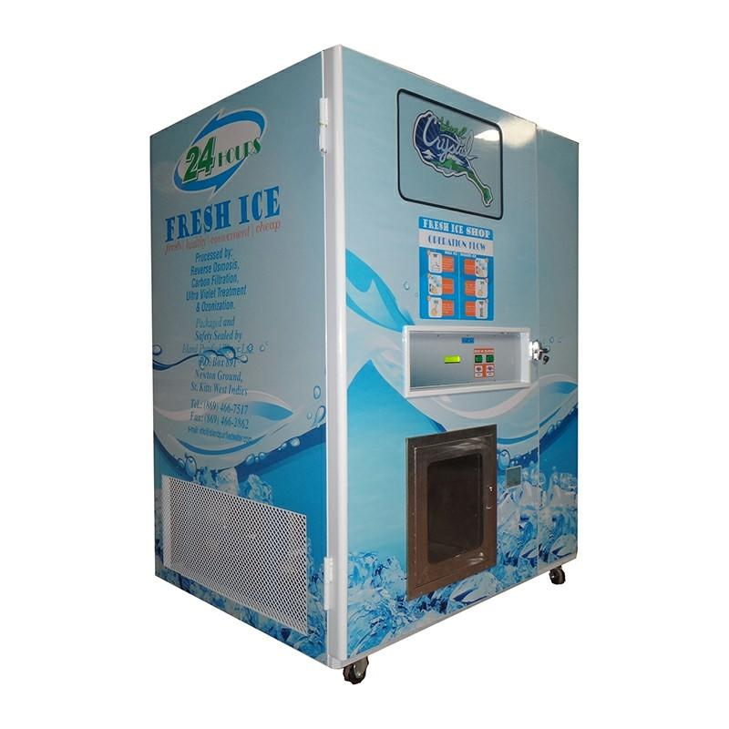 JND WATER Con Opearted Ice Veding Machine For sale In China