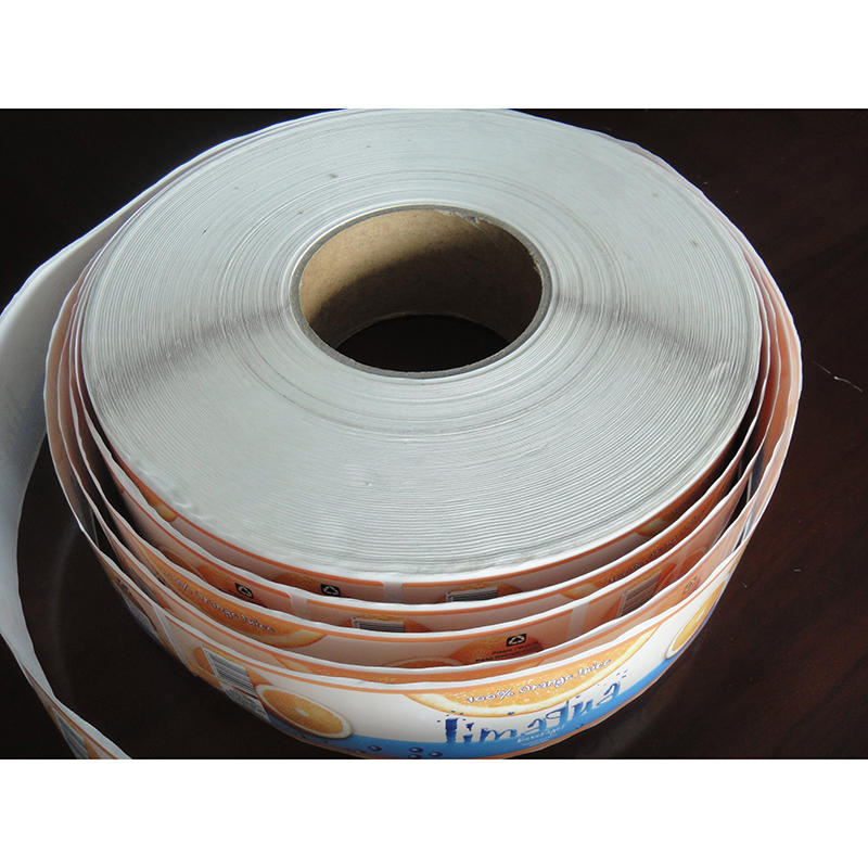 Self Adhesive Sticker Label