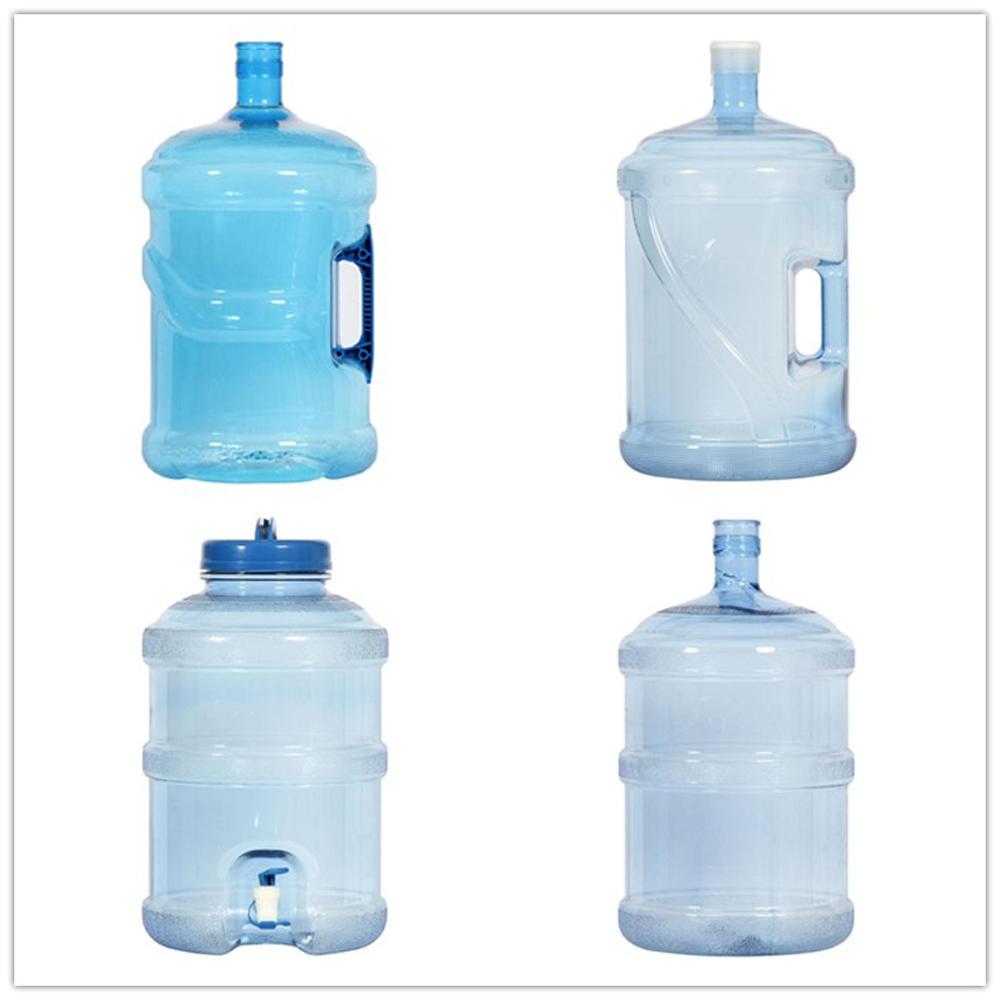 Plastic Pc  Pet 3 4 5 6 Gallon Water Bottle