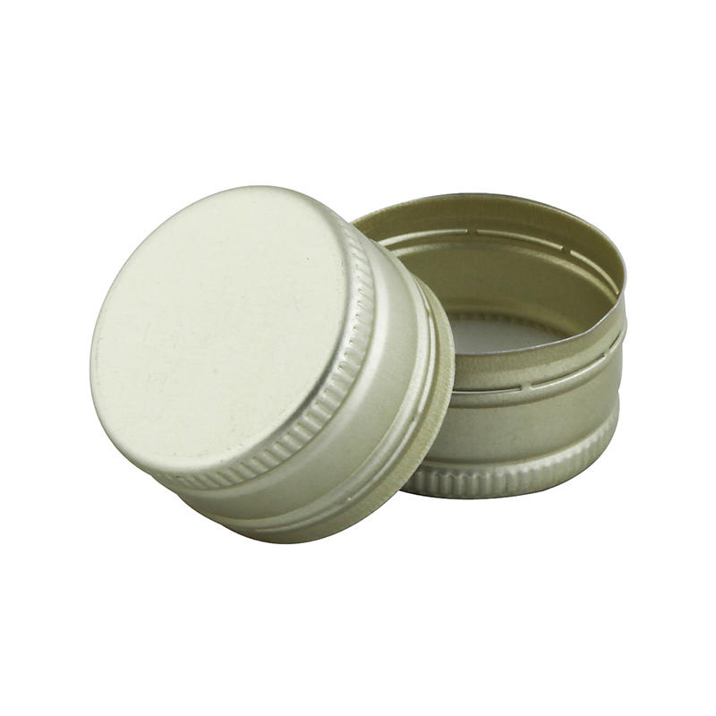 Aluminum cap For Bottle
