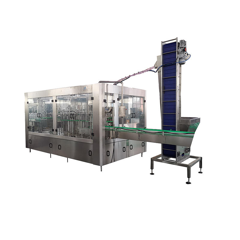 2000-4000BPH 3L Plastic Bottle Filling Machine Plant