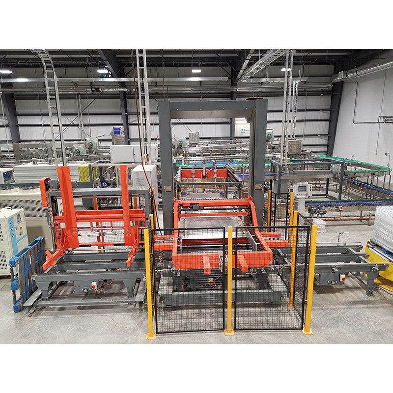 news-JD WATER-Mineral Water Filling Bottling Machine Production Line In Canda-img-1