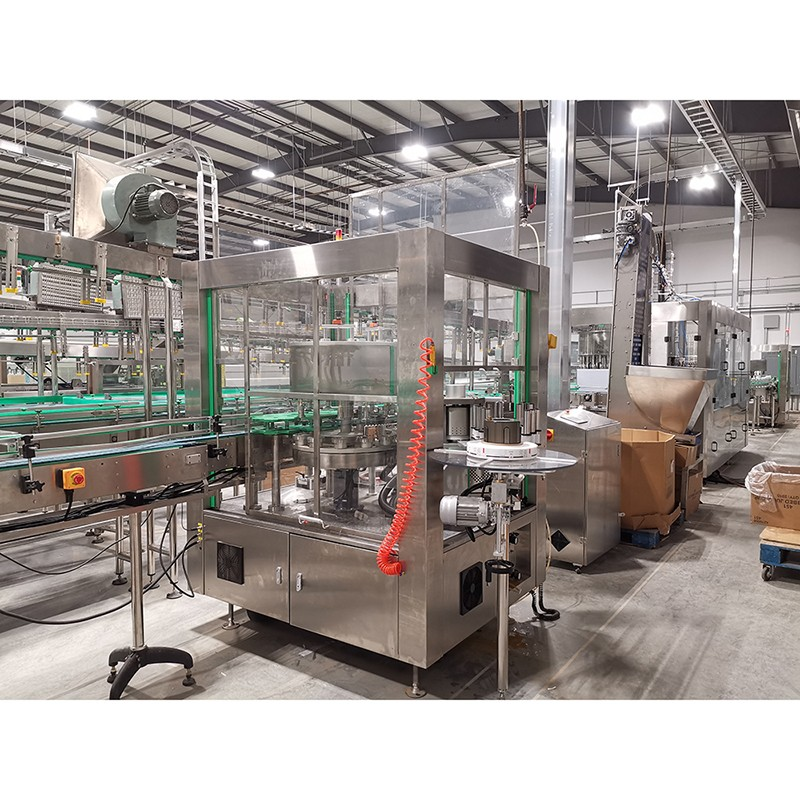 news-Mineral Water Filling Bottling Machine Production Line In Canda-JD WATER-img-1